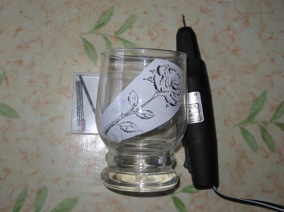 Super Gravure sur verre - M-Creations - Créativité et inspiration - Cowblog IY19